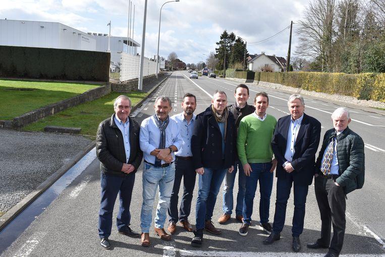 De Buke wordt de nieuwe aankomstplaats van de GP Stad Zottegem.