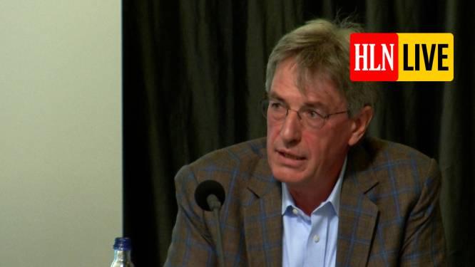 """LIVE. Professor Herman Goossens: """"Sneltesten zijn zeer betrouwbaar bij mensen met klachten"""" - Celeval opgedoekt, Risk Assessment Group neemt functie over"""