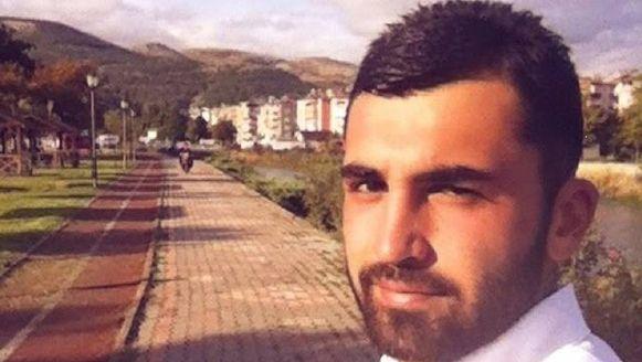 Deze man heet ook Muhammed Aytekin, maar heeft niets met het ongeval te maken.