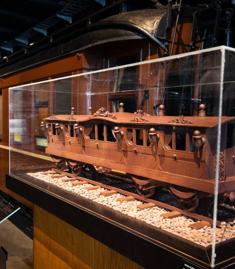 L'expo Choco Loco va faire fondre les fans de chocolat au musée Train World