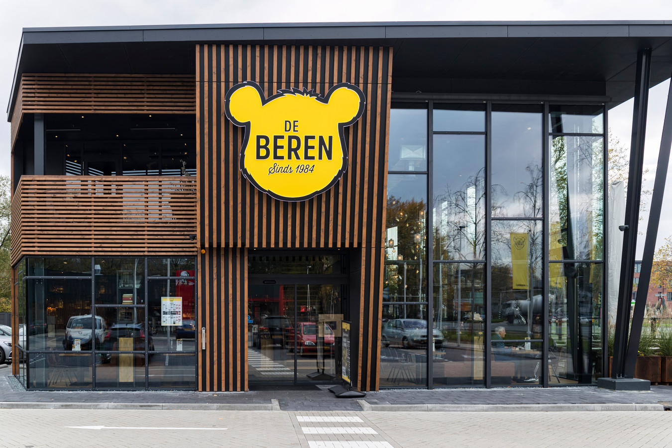 Restaurant De Beren in Gouda.
