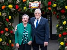 Op de Veemarkt in Rijssen was het raak voor diamanten echtpaar Engbers-Mensink