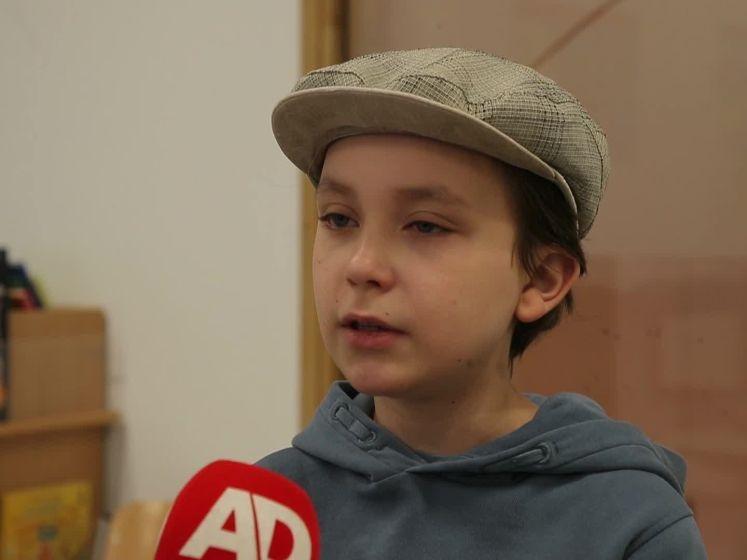 Saméo (11) had kanker en zamelt nu geld in voor onderzoek