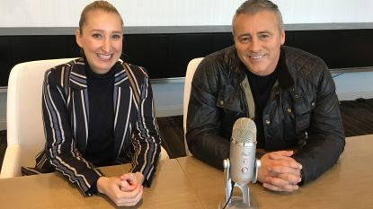 Onze Hollywoodreporter presenteert exclusieve podcast met 'Friends'-ster' Matt LeBlanc