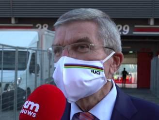 """IOC-voorzitter Thomas Bach, te gast in Imola, is overtuigd dat Olympische Spelen zullen doorgaan: """"See you in Tokyo"""""""