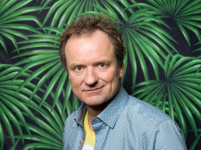Frank Westerman Beeld Ivo van der Bent