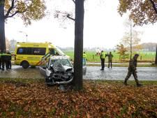 Vrouw (81) ernstig gewond bij ongeluk tussen Sint-Oedenrode en Mariahout