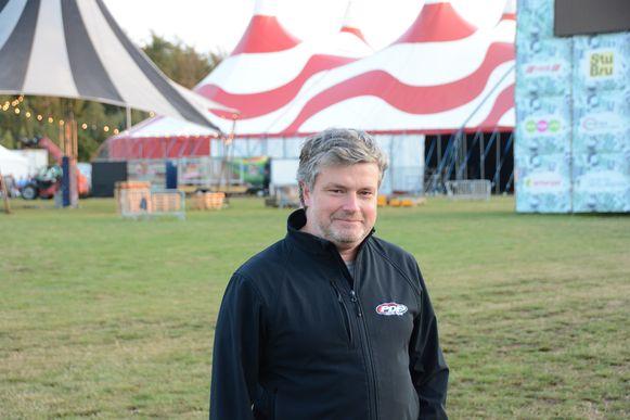 Organisator Geert Robbrecht blikt tevreden terug op voorbije editie en licht ook al een klein tipje van de sluier voor volgend jaar.