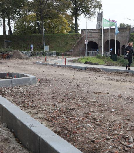 Einde van herinrichting Tivoliweg Hulst komt in zicht