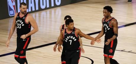 Titelverdediger Toronto dwingt zevende duel af