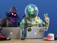 Solliciteren tijdens een spelletje Fortnite