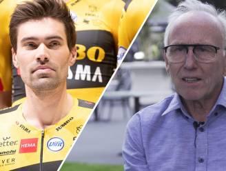 """Zoetemelk noemt besluit Dumoulin dapper: """"Hopelijk komt hij terug, want ik zie hem graag fietsen"""""""