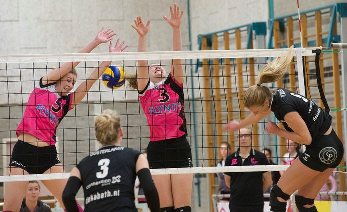Tweede duel Flamingo's Activia in kampioenspoule van de eredivisie.