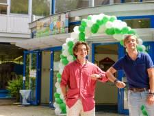 Spannend en best even wennen: zo ging middelbare school De Amersfoortse Berg weer open