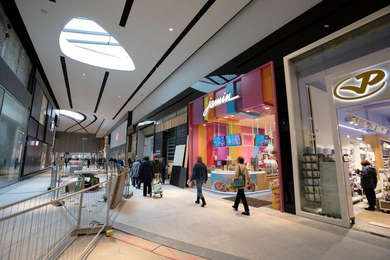 Westfield Mall of the Netherlands in Leidschendam is het grootste overdekte winkelcentrum van Nederland.  Beeld Inge Van Mill