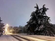 Encore 14.500 foyers privés d'électricité quatre jours après les chutes de neige