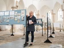 Als Corina Jansen in het verleden duikt, trekt iedereen in Brouwershaven de zolder leeg