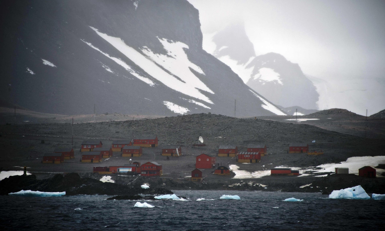 Esperanza Basis Antarctica