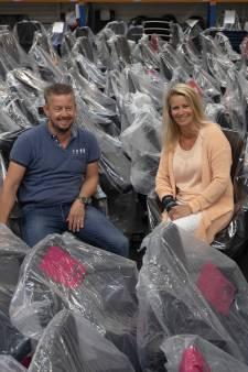 Jetchair uit Geldrop geeft bureaustoelen tweede leven
