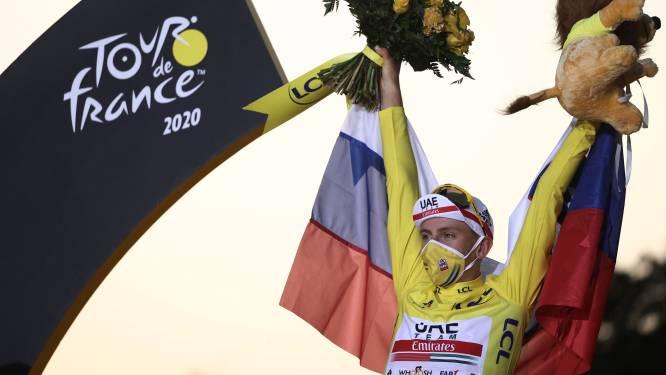 """Pogacar waagt zich aan dubbel Tour-Vuelta, Hirschi: """"Ik ga na de Ronde van Frankrijk om Tadej aan tweede zege te helpen"""""""