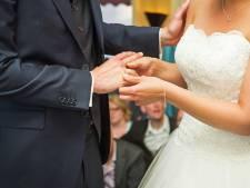 'Overlast van huwelijken Markiezenhof aan banden'