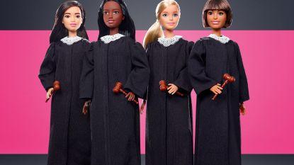 Mattel onthult nieuwe Rechter Barbie in aanloop naar Wereldmeisjesdag