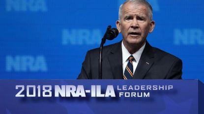 """Twee dagen na jongste bloedbad op school, mikt nieuwe NRA-topman op """"miljoen extra leden"""""""