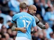 Les éloges de Pep Guardiola après le match XXL de Kevin De Bruyne face à Leicester