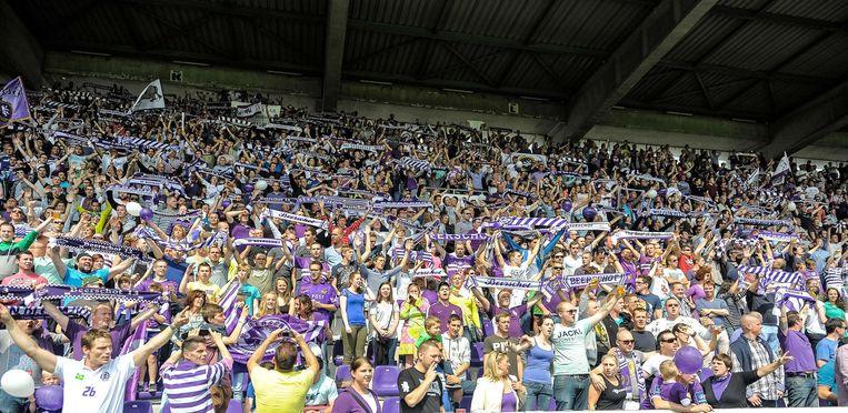 Beerschot viert titel op het Kiel | Antwerpen | In de buurt | HLN
