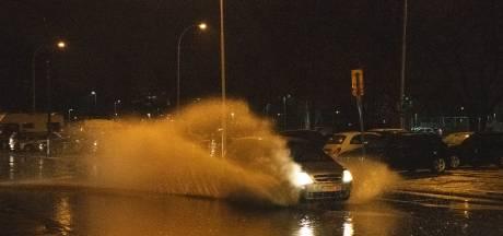 Regen remt verkeer af tot 70 km/u