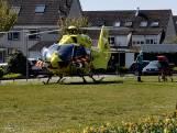 Traumaheli brengt coronapatiënt van Ede naar Duits ziekenhuis
