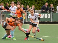 Push-mannen naar play-offs na uitzege in Groningen, Zwart-Wit-vrouwen grijpen naast ticket