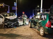 Twee gewonden bij zwaar ongeval op kruising in Gilze