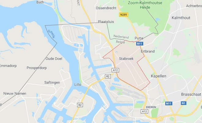 Stabroek bij Antwerpen.