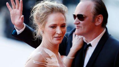 Uma Thurman wil ondanks hun jarenlange ruzie toch nog met Tarantino werken