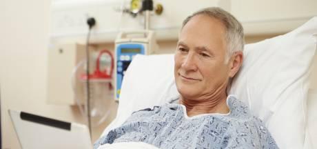 Meer dan 300 tablets gedoneerd aan Wilhelmina Ziekenhuis Assen na oproep