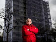 Verbouwing duurt al maanden: flatbewoners 'gek van de constante herrie'