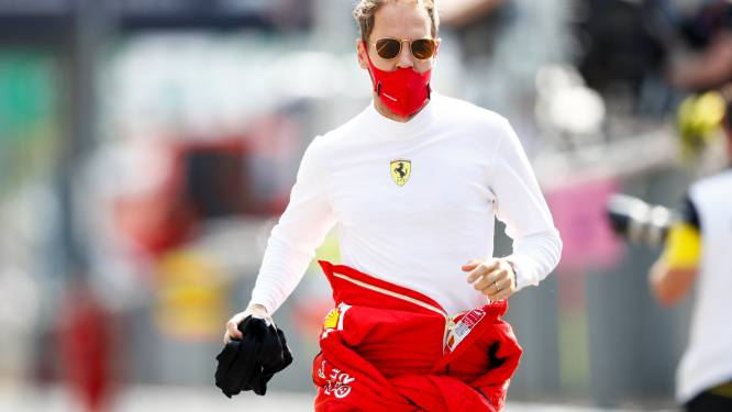 Sebastian Vettel naar Aston Martin
