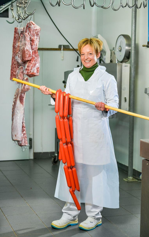 Slager Ingrid Vanbosch.