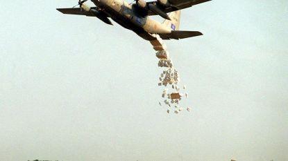 """Afscheid van legendarisch werkpaard C-130: """"Levende kippen of zakken vol geld, je kan er alles mee droppen"""""""