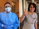 Medewerkers Maasstad Ziekenhuis bedanken Nederland