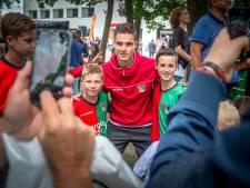 NEC verplaatst 'fandag' en sluit af tegen Fortuna Düsseldorf