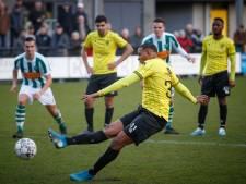 Baronie begint 2020 met 6-0 zege op EHC, bijzondere penalty Fouad Idabdelhay helpt Halsteren aan punt