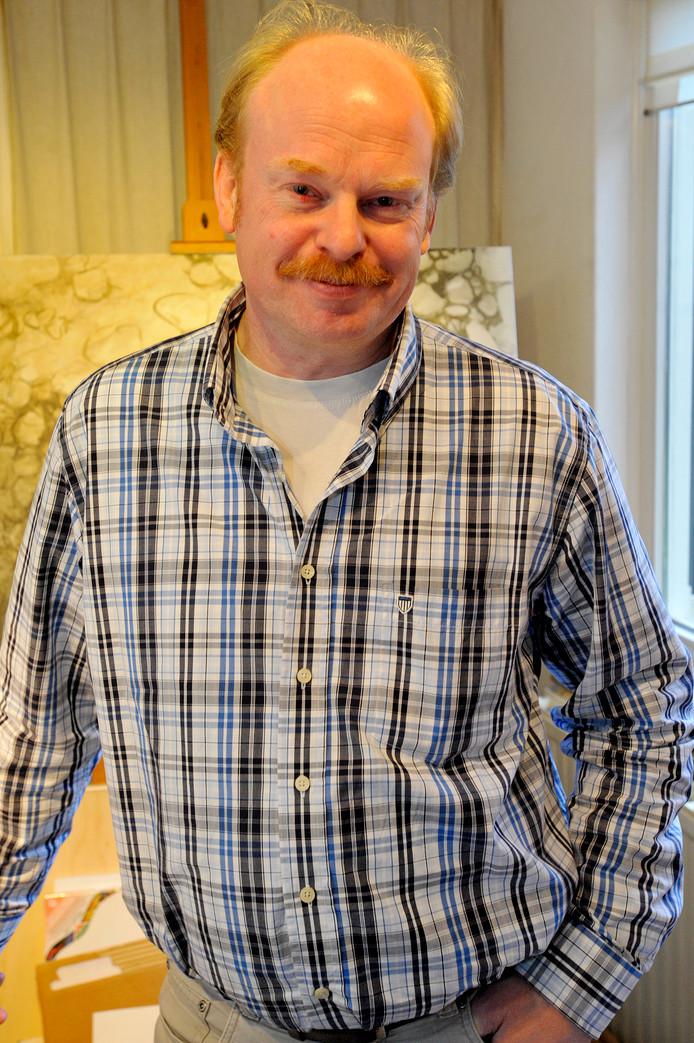 DankerJan Oreel, geboren en getogen in Breda. Hij woont tegenwoordig in Kloetinge.