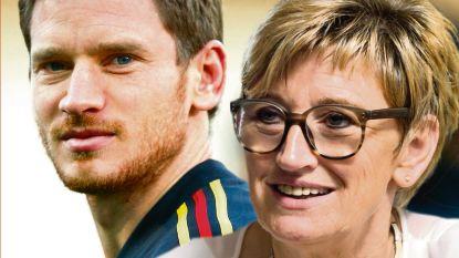 """De toegewijde Duivels-moeders, dit is ook hún WK: """"Nooit overdreven luxe bij Jan"""""""