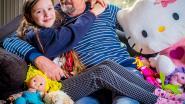 """83. Ilyana Van Hulle: """"Toen papa in quarantaine lag, hielpen knuffels mij"""""""