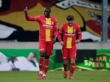 Mulenga (36) meteen trefzeker bij debuut voor winnend Go Ahead