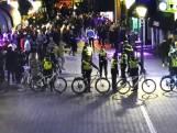 Opnieuw grote fouilleeractie in centrum Breda: één stapper met mes betrapt
