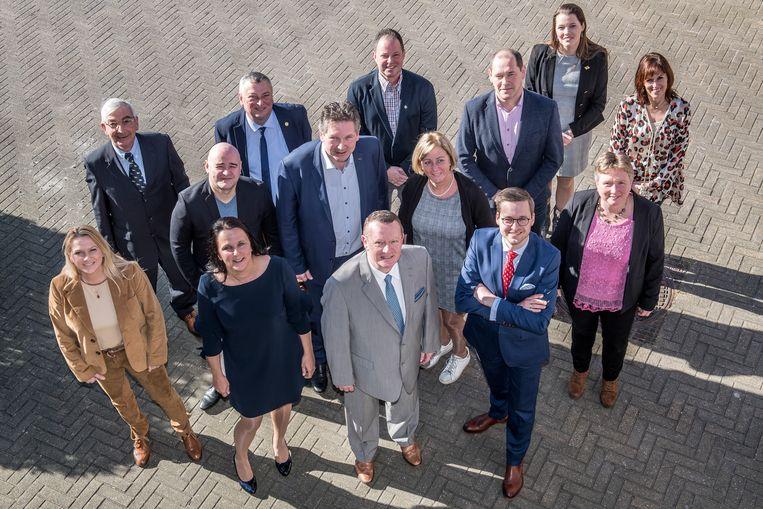 Vlaams Belang maakte veertien kandidaten voor de Vlaamse en federale lijst bekend.