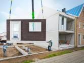 VolkerWessels zet een nieuw huis neer in twee dagen